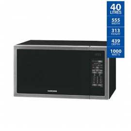 SAMSUNG-MICROWAVE-40LITERS-1000WATTS-STAINLESS