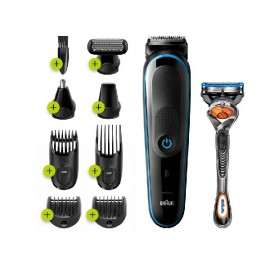 Braun Trimmer 9 in 1For Bread,Face,Hair,Body,Ear,Nose+Razor