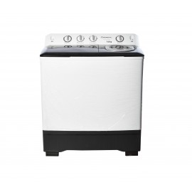 GENERAL WASHER TWIN TUB 12KG WHITE