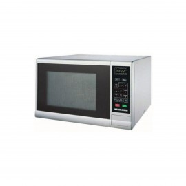 Black & Decker Microwave 30L 1000W,With Grill,Black