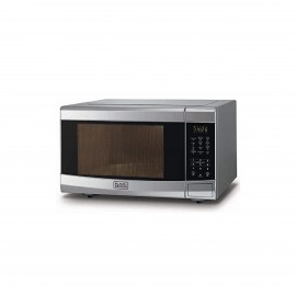 Black & Decker Microwave 42 L,1100 W,With Grill,Silver