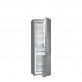 GORENJE REFRIGERATOR 2 DOORS 14CF STS LED SCREEN