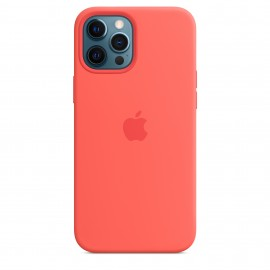 APPLE SILICON CASE FOR IPHONE 12 PRO MAX PINK