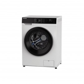 Toshiba Washer Front Load 8 Kg 1400 RPM Inverter White