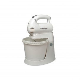 Super Chef Hand Mixer with Bowl  3L 400W