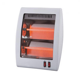 BLUE BERRY QUARTZ HEATER 800 W WHITE
