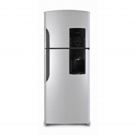 MABE REFRIGERATOR 2 DOORS STAINLESS WITH WATER DISPENSER