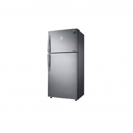 SAMSUNG REFRIGERATOR 2 DOORS 25CF STAINLESS TWIN COOLING