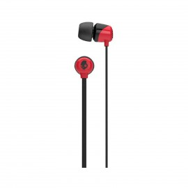 SKULLCANDY JIB RED/BLACK/BLACK IN EAR
