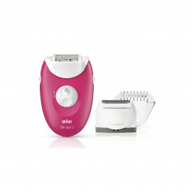 BRAUN  EPILATORS SILKEPIL 3, 3 HEADS, LEGS AND BODY