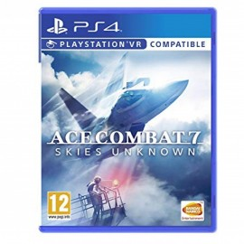 PS4 VIDEO GAME ACE COMBAT 7