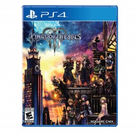 PS4 GAME KINGDOM HEARTS 3