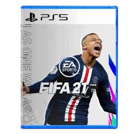 PS5 VIDEO GAME FIFA 21