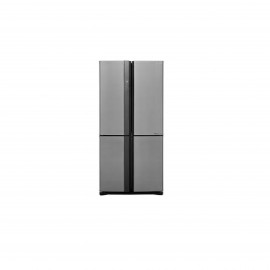 SHARP REFRIGERATOR 4 DOORS 26 CFT INVERTER STAINLESS STEEL
