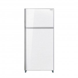 SHARP REFRIGERATOR 2 DOORS 27CF WHITE