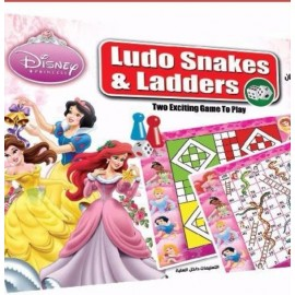 DREAM PLAY SNAKE AND LADDER - LUDO 2 IN1