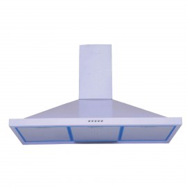 SUPER CHEF - PYRAMID HOOD 90 C WHITE