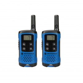 MOTOROLLA TLKR-T41 - TWIN PACK - BLUE