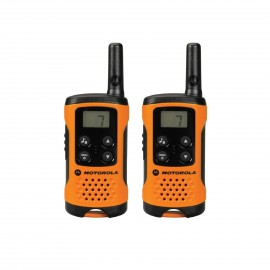 MOTOROLLA TLKR-T41 - TWIN PACK - ORANGE