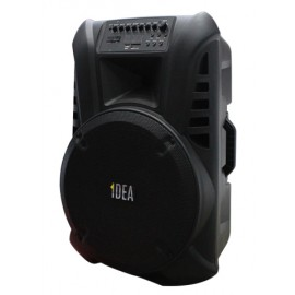 IDEA SPEAKER 2 MIC WIRELESS USB SD 120W