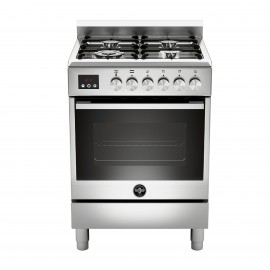 LA GERMANIA COOKER 60CM 4 GAS STAINLESS