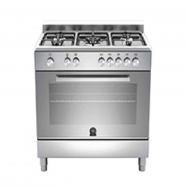 LA GERMANIA COOKER 90CM WIDE 4GAS+1TB WHITE