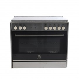 LA GERMANIA COOKER WIDE 90CM 4GAS+1TB(CI) STAINLESS