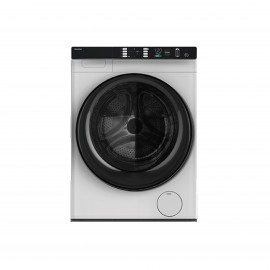 TOSHIBA WASHER FRONT LOAD 10KG 1400RPM INVERTER WHITE