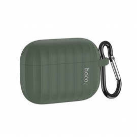 HOCO WB20 FENIX PROTECTIVE COVER FOR AIRPODS PRO - D. GREEN