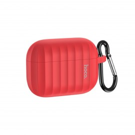 HOCO WB20 FENIX PROTECTIVE COVER FOR AIRPODS PRO - RED