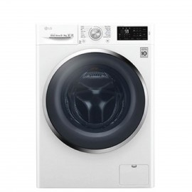 LG WASHER + DRYER 8/5 KG 1400 RPM WHITE