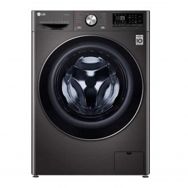 LG Washer+Dryer Front Load 10.5/7 kg 1400 RPM Vivace Black