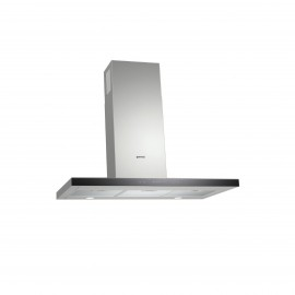 GORENJE WALL MOUNTED HOOD 90CM 451M3/H STAINLESS & GLASS