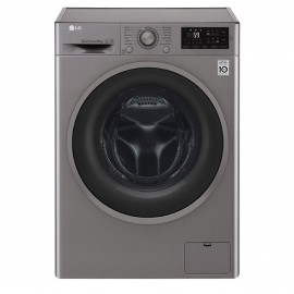 LG WASHER 9KG 1400RPM SILVER