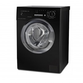 CAMPOMATIC Washer Fron Load 8.5 Kg 1100 RPM Black