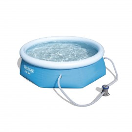 BESTWAY ROUND SWIMMING POOL 2.44M*0.66M W/FILTER