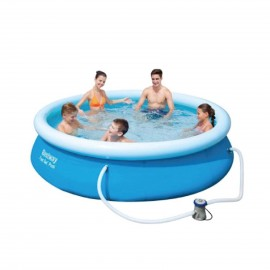 BESTWAY ROUND SWIMMING POOL 3.05M*.66M W/FILTER