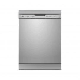 MIDEA Dish-Washer 6 Programs 12 Setting Place A+ Silver