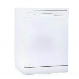 MIDEA Dish-Washer 6 Programs 12 Setting Place A+ White