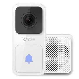 WYZE Video Doorbell (Chime Included) 1080P HD 3:4 Ratio