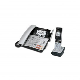 ALCATEL XPS2120 2LINE COMBO CORDED + CORDLESS DECT COMBO, 2